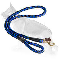 "Nylon Cord German Shepherd Leash for Large Dogs 4/5""- 5FT (2 cm on 150.0 cm)"