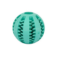 German Shepherd Rubber Ball For Better Dental Hygiene 2 3/4 inches (7 cm) TT6