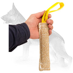 German Shepherd Bite Toy for Puppy Training and Playing