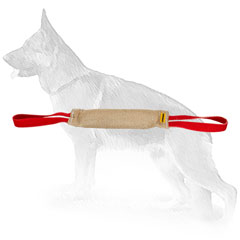 Jute Tug for Dog Bite Training
