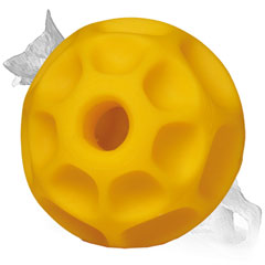 Challenging Tetraflex dog ball