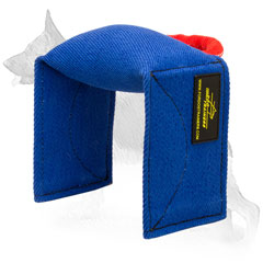 French Linen Pad for German Shepherd Training