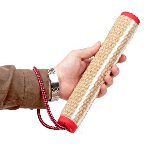 German Shepherd Jute Roll for Training