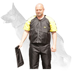 Nylon Scratch Protection Suit for Dog Training