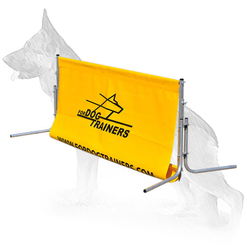 Schutzhund Dog Training Barrier