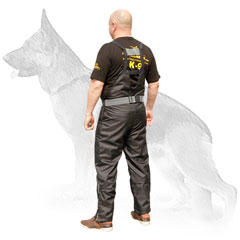 Protection Scratch Pants for German Shepherd Training