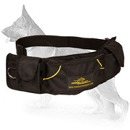 """Swift Reward"" German Shepherd Training Treat Pouch"