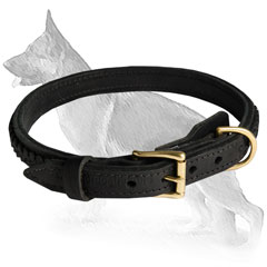 Easy In Use German Shepherd Dog Collar