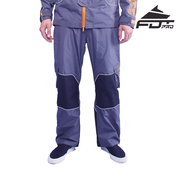 Professional Pants Grey Color for Any Weather