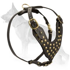 A-Grade German Shepherd Dog Harness