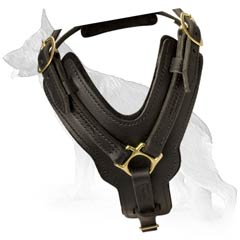 First-Class German Shepherd Dog Harness