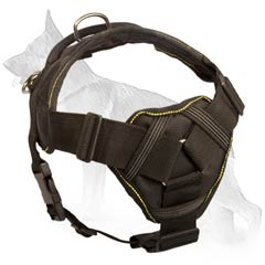 Royal German Shepherd Dog Harness