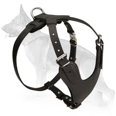 German Shepherd Dog Harness For Pulling