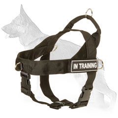 Waterproof German Shepherd Nylon Harness