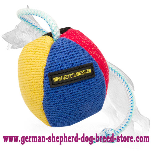 35% OFF - LIMITED OFFER! German Shepherd French Linen Toy Multifunctional - 3 1/2 inch (9 cm)