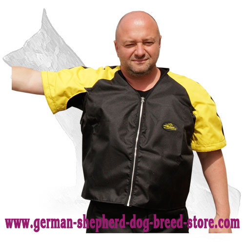 Protection Scratch Jacket for German Shepherd Training