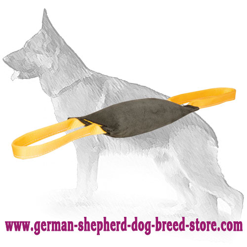 Firm Bite Dog Training Tug for German Sheperd Training