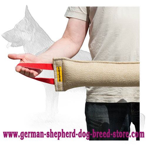 High Quality Huge Jute Tug for Training German Shepherd