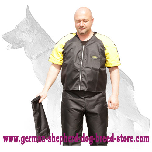 Anti Scratch Suit for German Shepherd Training