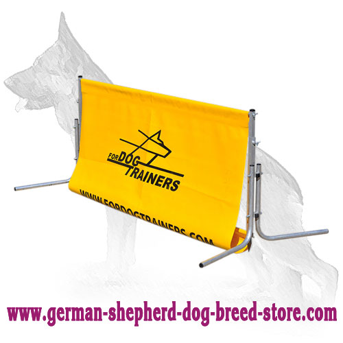 New 2017 German Shepherd Schutzhund Jump - 1 meter