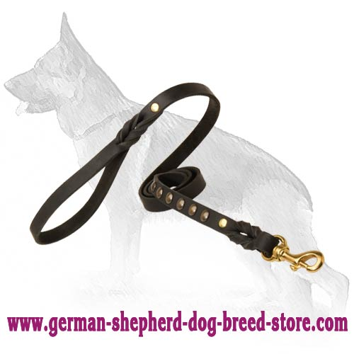 Brilliant German Shepherd Dog Leash