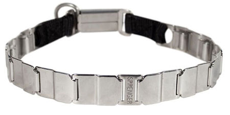 Herm Sprenger Collar made of Stainless Steel